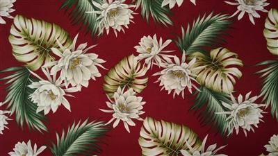 Men S Flower Print Shirt